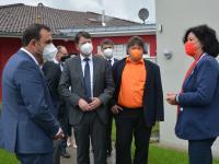Besuch Holetschek (Mainpost Hr. Hein) 02